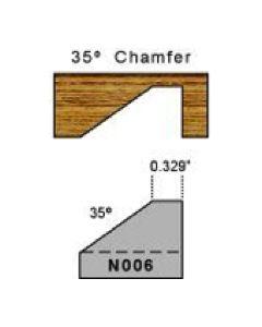 N006 35 degree chamfer