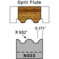 Split Flute Plugs