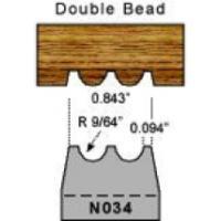 Double Bead Plugs