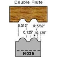 Double Flute Plugs