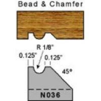 Bead Chamfer Plugs