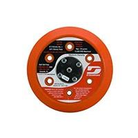 "Dynabrade 6"" Diameter (5/16""-24 Male Thread) Vacuum Random Orbital Pads"