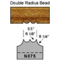 Double Radius Bead Plugs