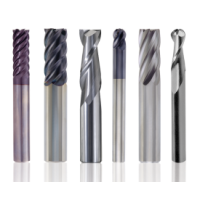 End Mill Tooling