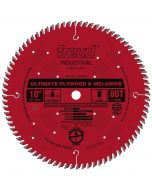 "FREUD - LU80R010  10"" ULTIMATE PLYWOOD & MELAMINE BLADE"