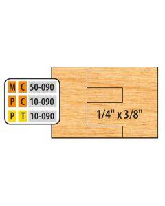 FREEBORN - MC-50-090 - CARBIDE COPE & PATTERN SET Shaper Cutter