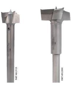 Whiteside Machine 3 Wing Wood Drills Carbide Tipped