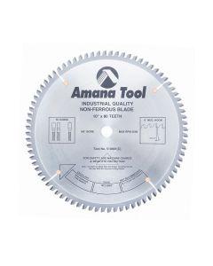 "Amana 510801 10""/80T NON FERROUS TCG GRIND"