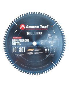 "Amana 510801C 10""/80T NON FERROUS TCG GRIND"