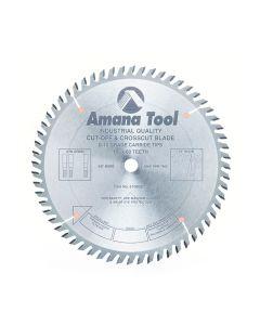 """Amana 610600 10""""/60T CUT-OFF SAW ATB GRIND"""