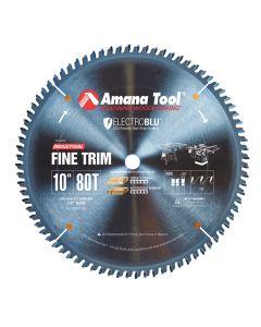 """Amana 610800C 10""""/80T TRIM SAW A.T.B. GRIND"""