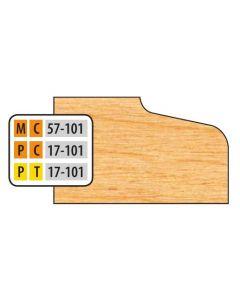 FREEBORN - MC-57-101 DOOR EDGE DETAIL