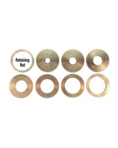 Whiteside Machine Base Plate Reducers Solid Brass