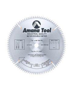 "Amana CTC10963 10""/96T DOUBLEMITER C-TCG 5/8B"