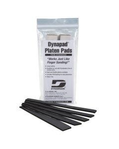 "Dynabrade 11034 1/4"" (6 mm) W x 7"" (178 mm) L Hard Platen Pad 5-Pkg."