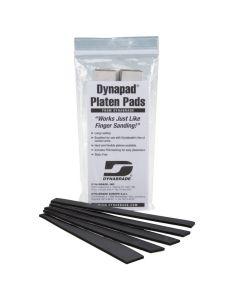 "Dynabrade 11834 2"" (51 mm) W x 7"" (178 mm) L Platen Pad"