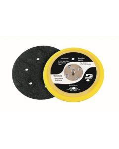 "Dynabrade 56205 5"" (127 mm) Dia. Non-Vacuum Disc Pad, Vinyl-Face"