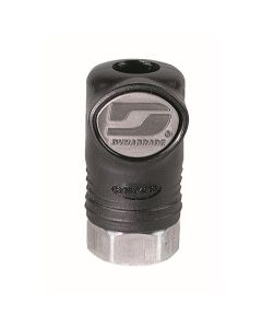 "Dynabrade 94960 1/4"" Composite-Style Coupler, 1/4"" Female"