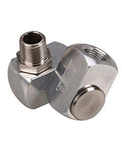 "Dynabrade 95461 3/8"" NPT Original Aluminum Dynaswivel"