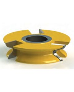"""Freeborn Mini-pro Carbide Door Edge Details (32mm Hinge System) Top Cutter Profiles 7/8"""" to 1"""" material"""