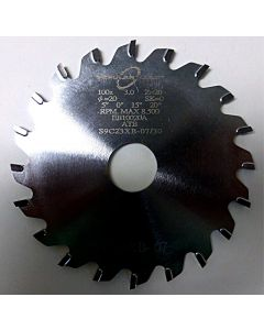 Popular Tool EB1252040R, 125mm Diameter