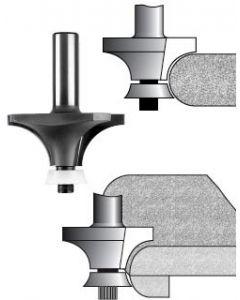 Fs Tool Corner Rounding Bits With Radius Ball Bearing