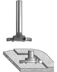 Fs Tool Bowl And Countertop Trim Bit 6 Wing