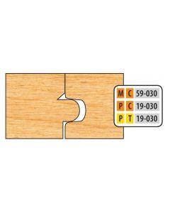 Freeborn Pro-line T-alloy 5-PC. Flooring Set with Nail Slot