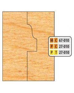 Freeborn Mini-pro Carbide Window Sash Cutter Set (4 Piece Cutter Set)