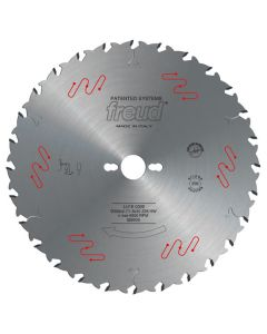 Freud LU1E03 300 mm Carbide Tipped Blade to Cut Solid Wood. Thin kerf