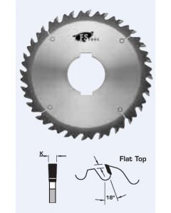 Fs Tool Gang Rip Saw Blades With Chip Limiters