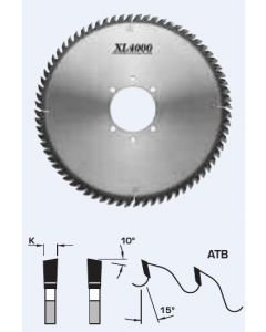 Fs Tool Xl4000 Panel Sizing Saw Blades ATB