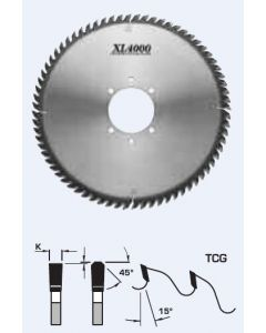 Fs Tool Xl4000 Panel Sizing Saw Blades TCG