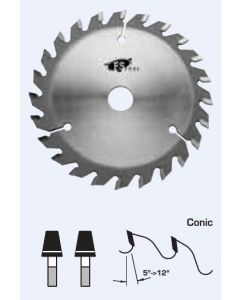 Fs Tool Xl4000 Conic Scoring Saw Blades #2