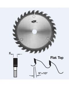Fs Tool Flat Top Scoring Saw Blades