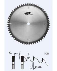 Fs Tool Saw Blades For Non-Ferrous Metals TCG