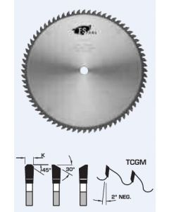 Fs Tool Saw Blades For Non-Ferrous Metals TCGM