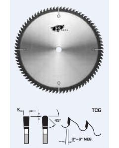 Fs Tool Saw Blades For Non-Ferrous Metals TCG L1B