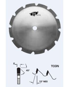 Fs Tool Demolition - Fireman's Saw Blades