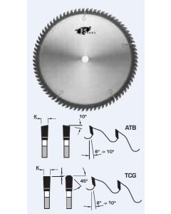 Fs Tool Fine Cross Cut Saw Blades