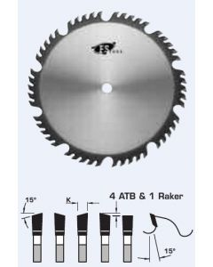 Fs Tool Combination/Planer Saw Blades