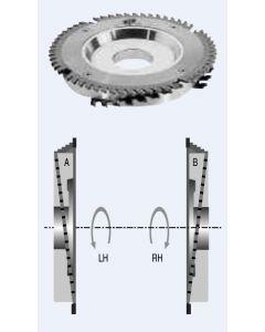 Fs Tool Segmented Hogging Units