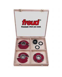 FREUD - FU100  FIXED WING  CUSTOM DOOR SHOP CUTTER SET