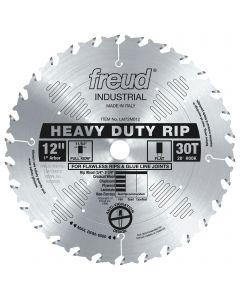 """FREUD - LM72M012 12"""" HEAVY-DUTY RIP BLADE"""