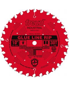 """FREUD - LM74R010   10"""" INDUSTRIAL  GLUE LINE RIPPING BLADE"""