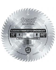"FREUD - LU73M010   10""  CABINET MAKER'S CROSSCUT BLADE"