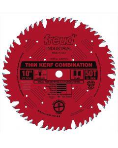 """FREUD - LU83R010  10"""" THIN KERF COMBINATION BLADE"""