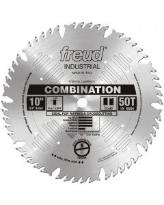 "FREUD - LU84M011  10"" COMBINATION BLADE"