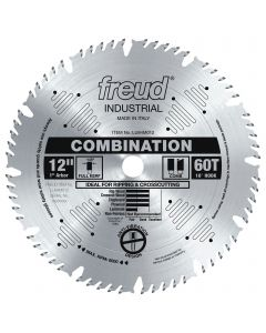 "FREUD - LU84M012  12"" COMBINATION BLADE"