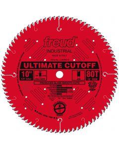 "FREUD - LU85R010  10""  ULTIMATE CUT-OFF BLADE"